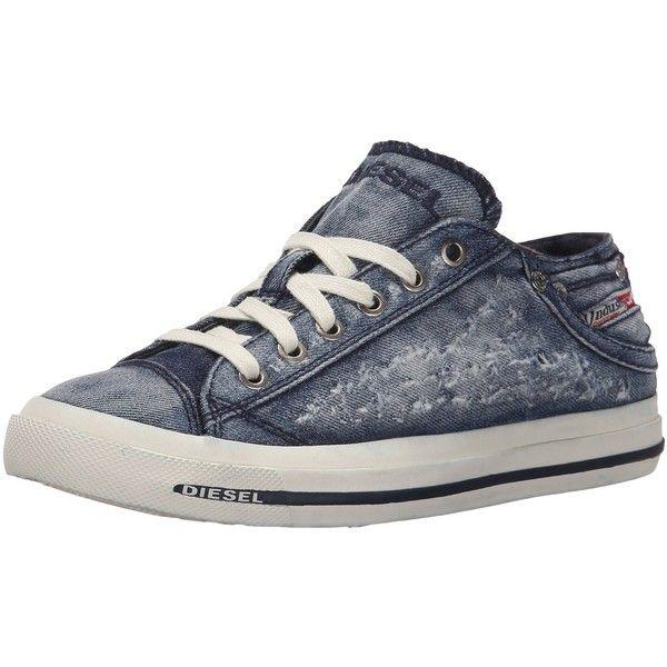 Diesel Women's Magnete Exposure Iv Low W Fashion Sneaker ...