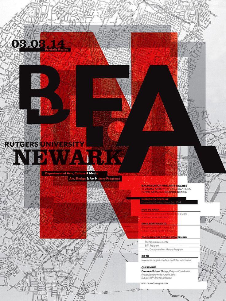BFA Recruitment Poster - Graphis
