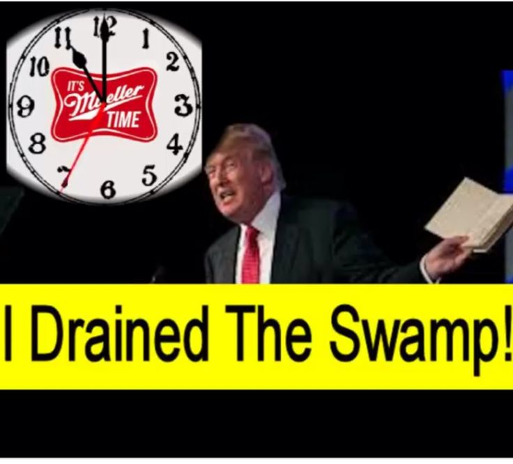 He Added More Swamp Creatures including his Grifter Family!