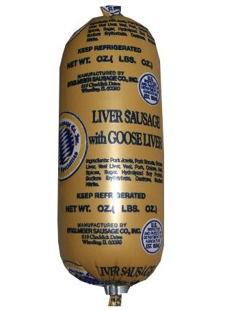 More new items: Liver Sausage wit... Check it out here! http://www.parthenonfoods.com/products/liver-sausage-with-goose-liver-stiglmeier-approx-0-5-lb?utm_campaign=social_autopilot&utm_source=pin&utm_medium=pin