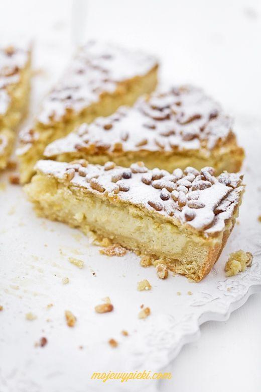 Torta della Nonna Italian grandmother's cake