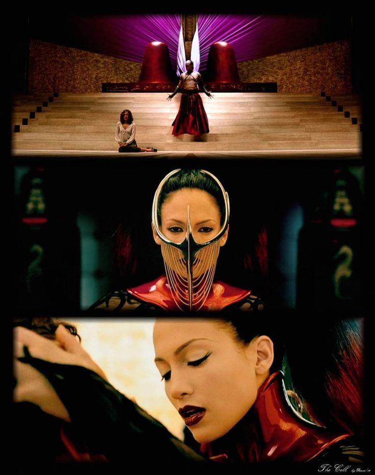 The Cell - 2000 (Jennifer Lopez, Vincent D'Onofrio)
