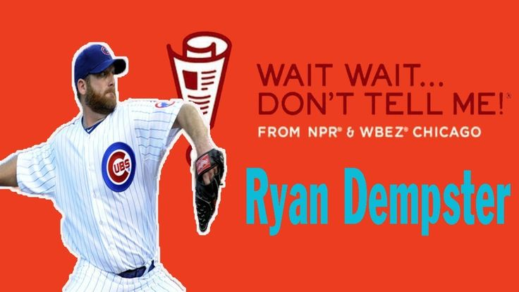 Ryan Dempster Tells A Story About Harry Caray's Encounter With The Cops