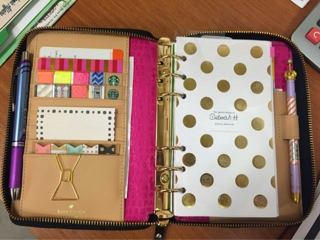 kate spade wellesley planner - Google Search
