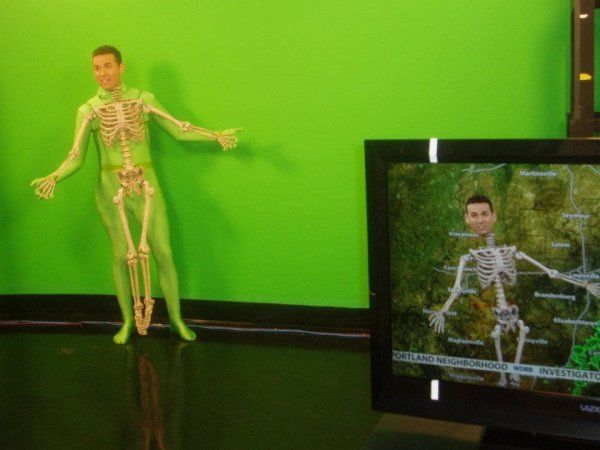 10 Fantastic Weathermen Who Knew Exactly What They Had to Do on Halloween