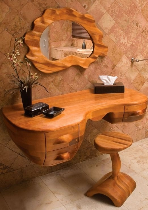 Bathroom of Rustic Cabin, Cottage or Lodge