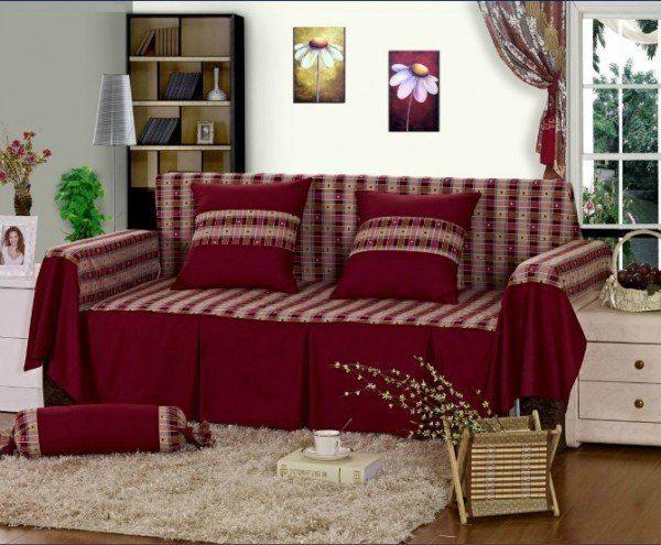 Fotos fundas de sofas forros para muebles y sillas - Forro para sofa ...