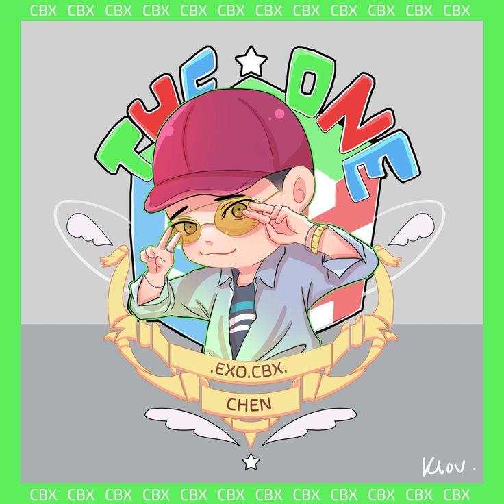 Cute CBX Chen