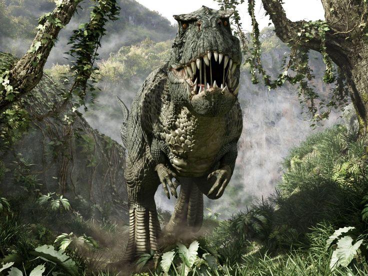 Real Dinosaur | Dato curioso #8: El Tiranosaurio-Rex poseía la mordida más potente ...
