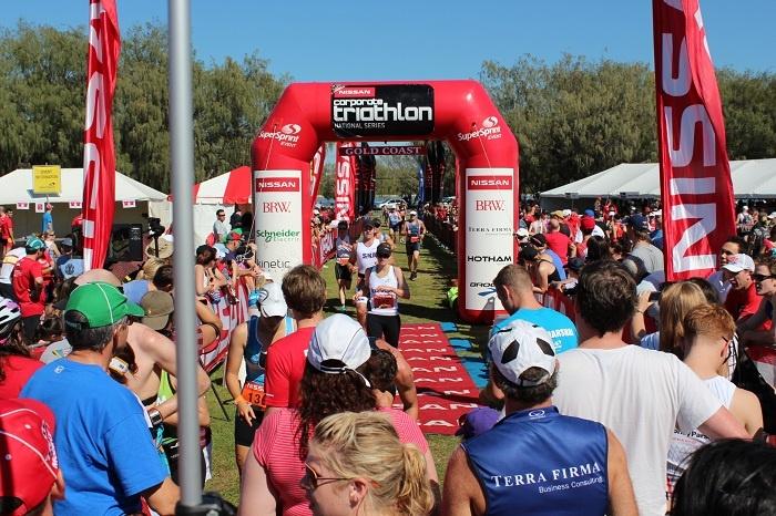 Nissan Corporate Triathlon National Series 2013
