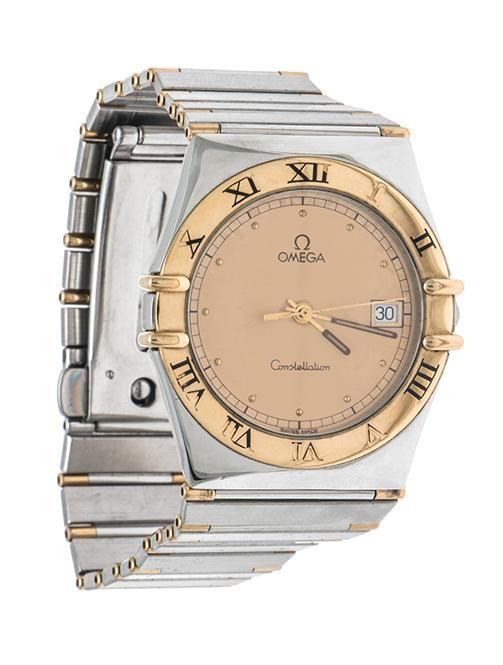 9142479c9974 Reloj Omega para caballero modelo Constellation. – Nacional Monte de Piedad