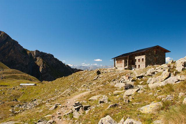 Rifugio Arbolle - 2507mt (Conca di Arbolle, Monte Emilius, Valle d'Aosta - Vallée d'Aoste)