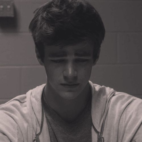 me when someone ate the food I've been thinking about all day #GrantGustin