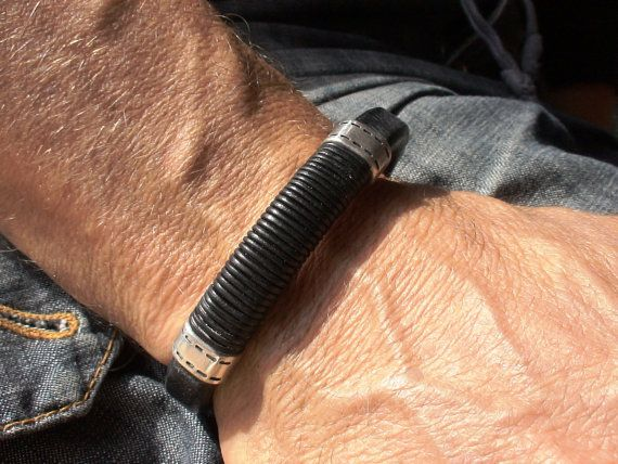 mens bracelets mens leather cuffs bracelets for Men mens