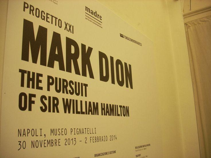 Untitled: La prima di Mark Dion a Napoli