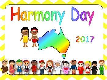 Harmony Day Poster 2017