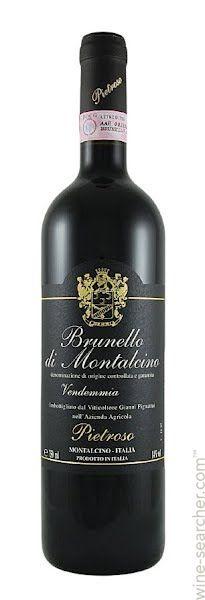 Tuscany, Brunello di Montalcino D.O.C.G.