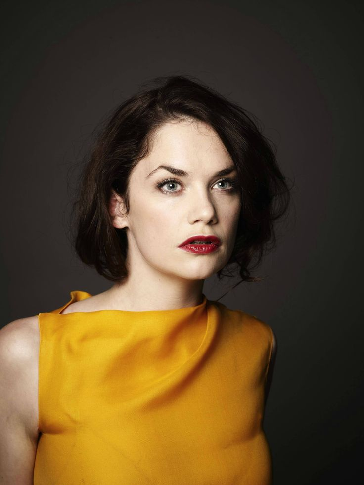 Ruth Wilson.  Her performance on Luther blew me away.  Such a well written (and…