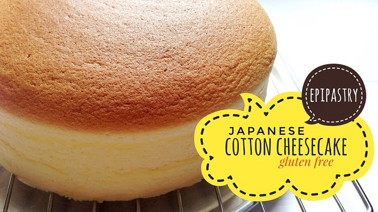 Light Japanese Cotton Cheesecake   2 tbsp + 2 tsp Canola oil (40 ml)  4 oz cream cheese   2 tbs sugar (25g) 1/4 cup of milk (59 ml) 1/4 cup corn starch (32 g) 1tbsp + 1tsp of lemon juice (20 ml) 1/4 cup sugar (50 g) 3 Eggs  Add 1and 1/2 cup of water in the instant pot, High pressure for 17 minutes then manual release pressure, put in the refrigerator at least 4 hrs before served.