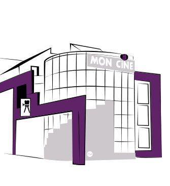 Mon ciné près de Grenoble n'est pas un cinéma comme les autres ! C'est une salle d'art et d'essai et les tout-petits sont les bienvenus.