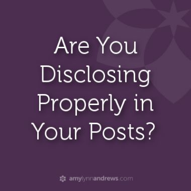 How to disclose. Tip: If you are going to have affiliate links on your site be sure to disclose! Shared by @PamelaMKramer
