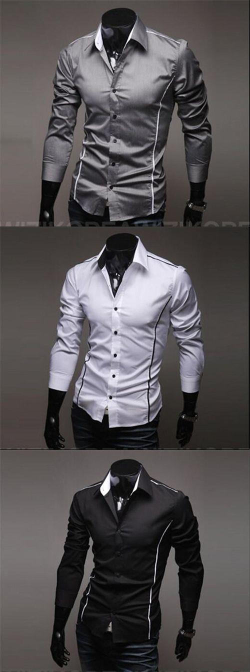 Men's Daily Casual Shirt