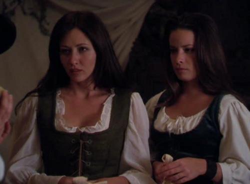 Prue and Piper season 3 - Prue and Piper Halliwell Photo (8046473) - Fanpop