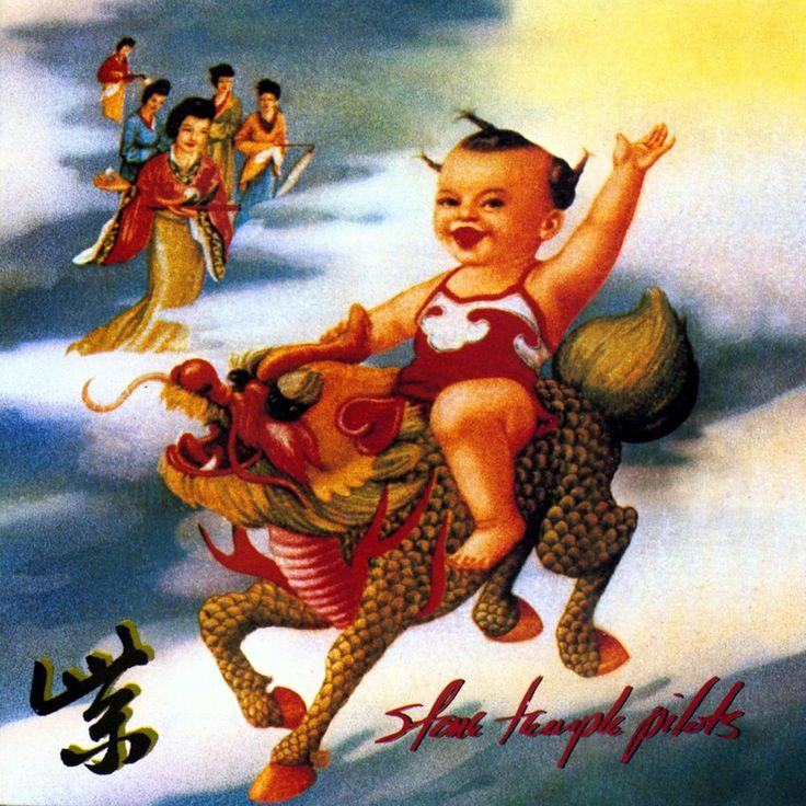 Stone Temple Pilots - Purple - CD