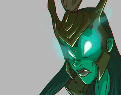"Check out new work on my @Behance portfolio: ""Kalista / League of Legends"" http://be.net/gallery/35073689/Kalista-League-of-Legends"