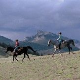 Cattle Drives Vacations at Dude Ranches