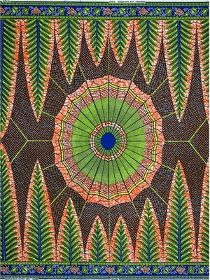 Vlisco fabrics...so beautiful!