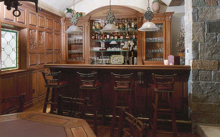 1312 Best Bar Ideas Images On Pinterest Basement Bars
