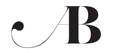 I enjoy the ligature in this simply because it doesn't matter how close the letters are. They still look like an odd reflection of each other, joined at the hip.