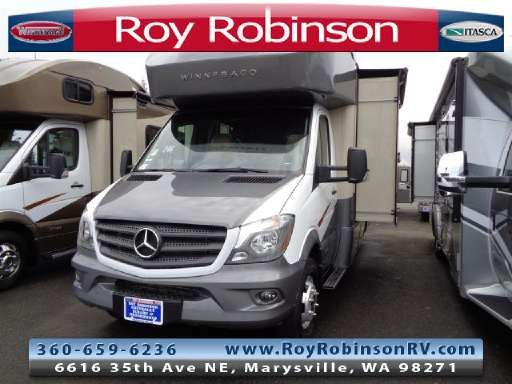 Check out this 2017 Winnebago View 24G listing in Marysville, WA 98270 on RVtrader.com. It is a Class C and is for sale at $94999.