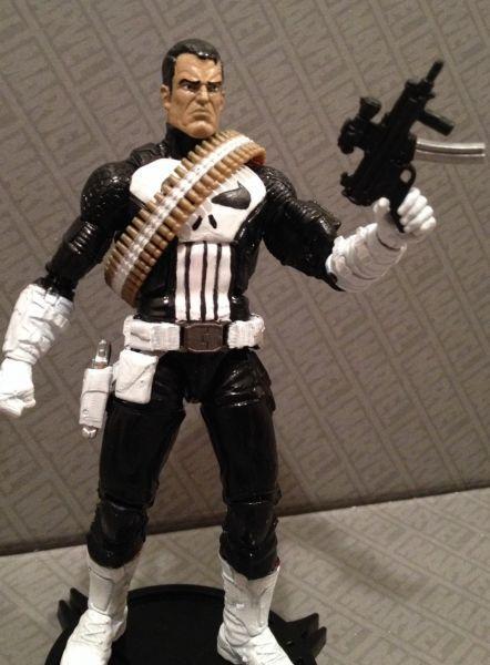 Punisher (Punisher) Custom Action Figure