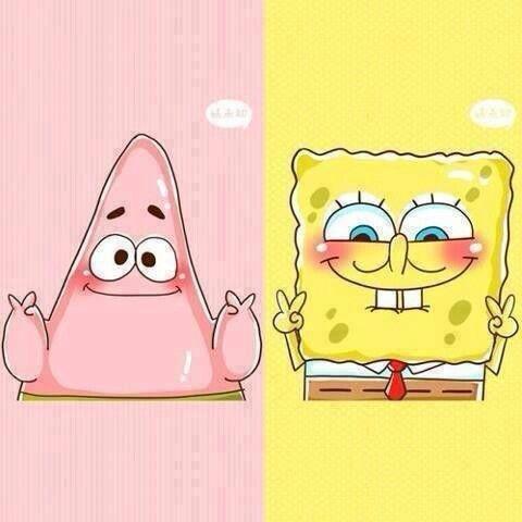 Patric Star & Spongebob Squarepants