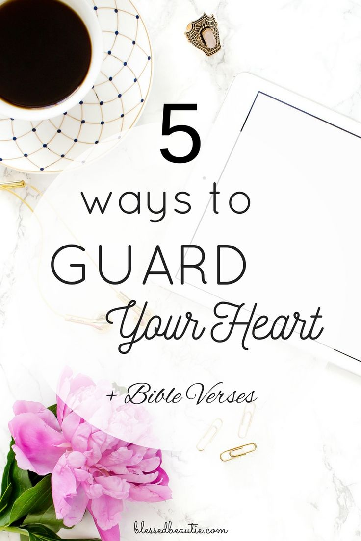 guard your emotions dating