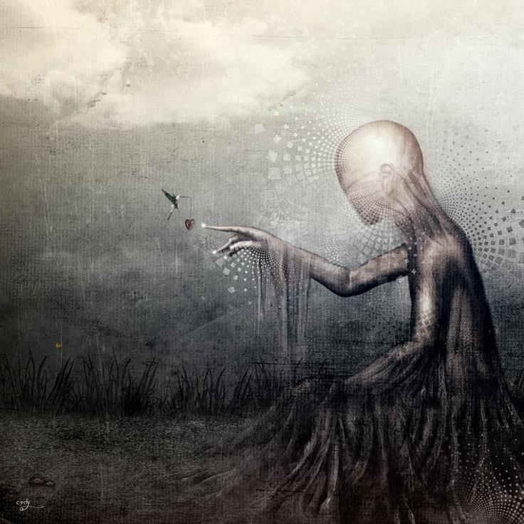 Image result for the divide dark art