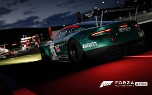 Preview wallpaper forza motorsport 6, apex, aston martin, racing