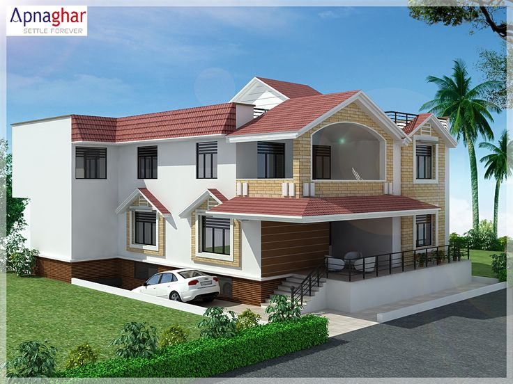 509 best apanghar house designs images on pinterest - Good duplex house plans ...