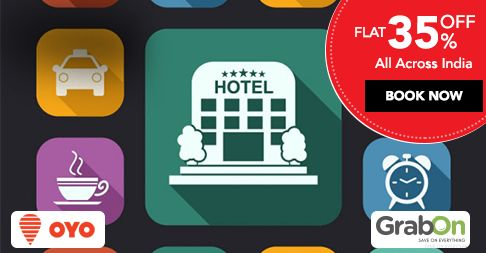 Special Winter Offer On Hotel Booking! #OYORooms Offers Flat 35% Off. Book Now - http://www.grabon.in/oyorooms-coupons/ #SaveOnGrabOn
