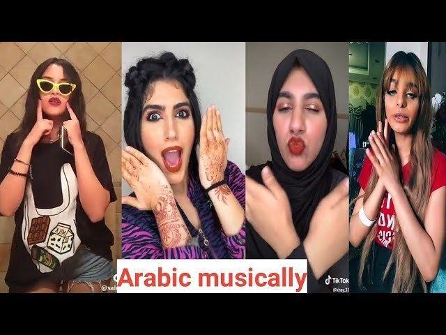 2019 New Trending Tik Tok Arabic Girls Top 10 Musically Videos Trending New Trends Top Trends