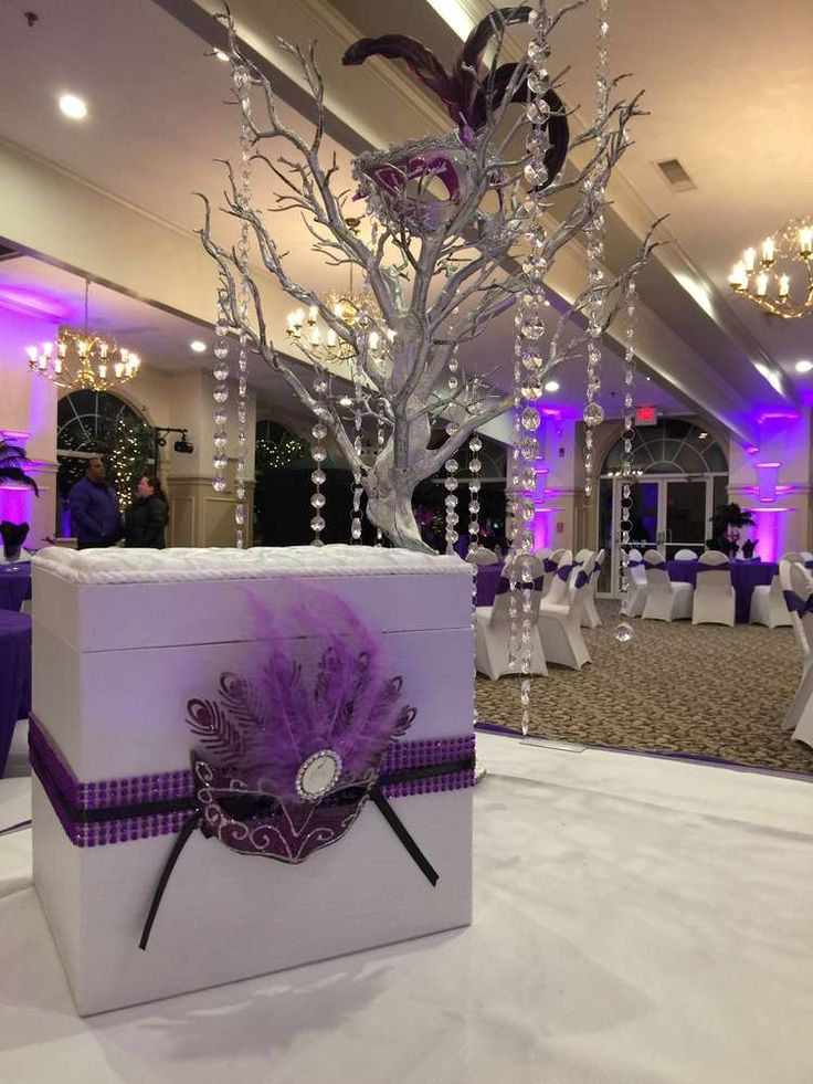 25+ best ideas about Masquerade Party Centerpieces on ...