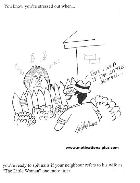 Mike Moore's Laughter Lounge : New Cartoon for Women