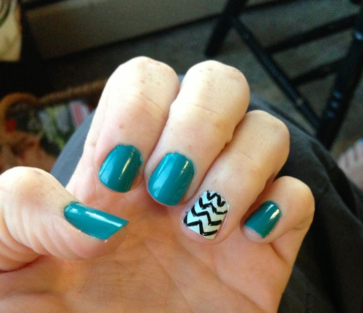 Nail ideas from Pinterest :)