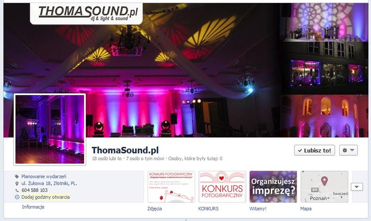 Cover photo Thomasound