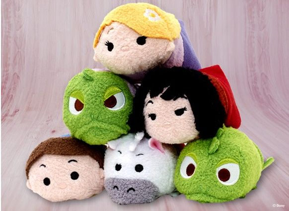 Tsum Tsum Collection Raiponce