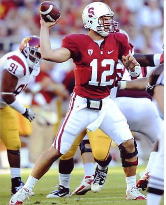 Andrew Luck Stanford 8X10 Photo | BestSportsPhotos.com
