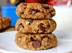 Make back-to-school extra special with these healthy cookies that are perfect for breakfast or an afternoon snack!