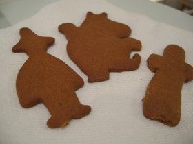 スウェーデンのジンジャークッキー